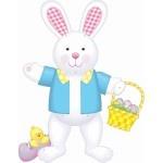 Cute Easter Jokes Rabbit