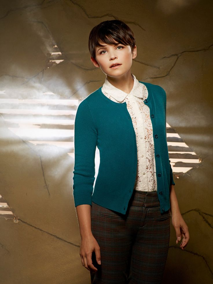 Once Upon A Time Mary Margaret - HAIR!