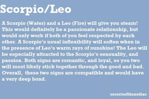 Dating a Scorpio Man