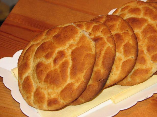 pan sin gluten con hariza de arroz, leche de ... huevos,