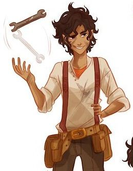 viria fan art LEO VALDEZ | Percy Jackson | Pinterest | The ...