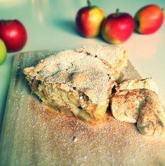 Backeuphorie: Szarlotka [polnischer Apfelkuchen] {bester Apfelkuchen aller Zeiten}