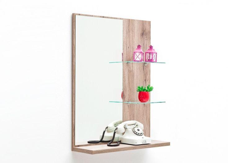 Die besten 25 garderobenpaneel mit spiegel ideen auf for Garderobenpaneel spiegel
