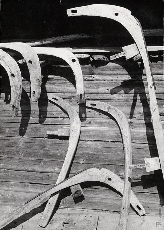 Martin Martinček: Drevené detaily III.:1964 - 1972