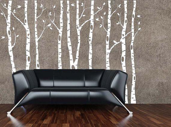Ber ideen zu birkenbaum auf pinterest gem lde for Birkenbaum deko
