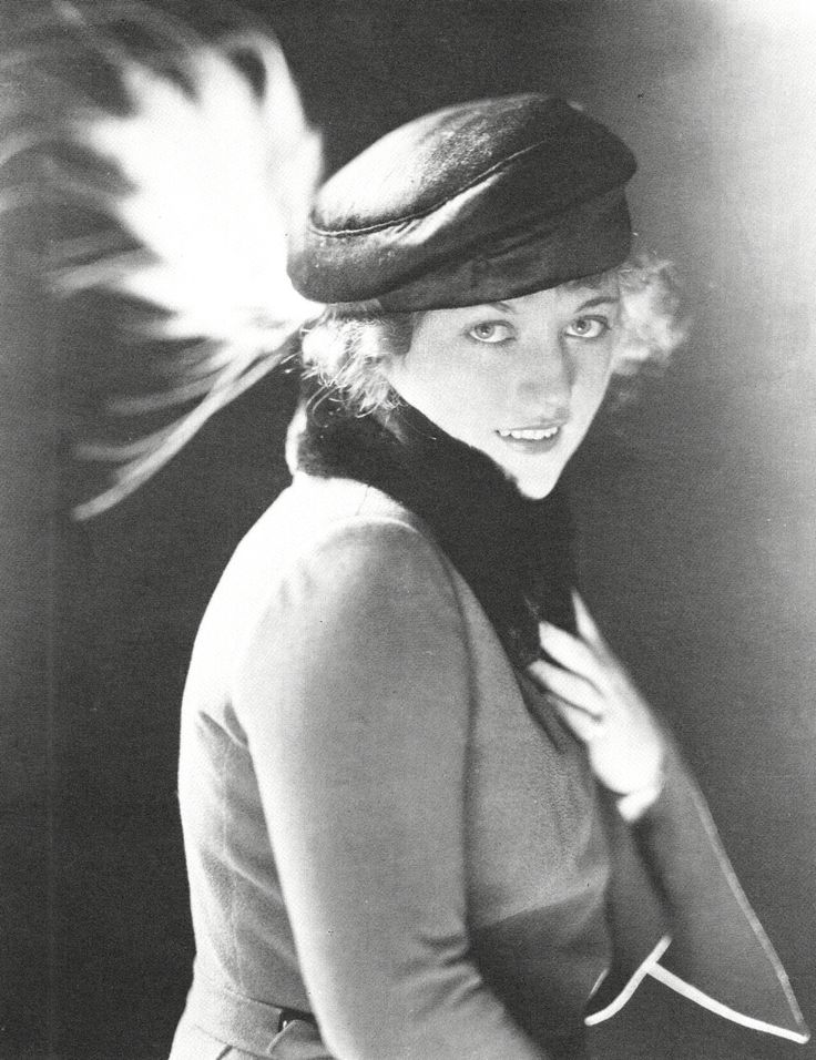 Marion Davies photographed by James Abbe, c.1920