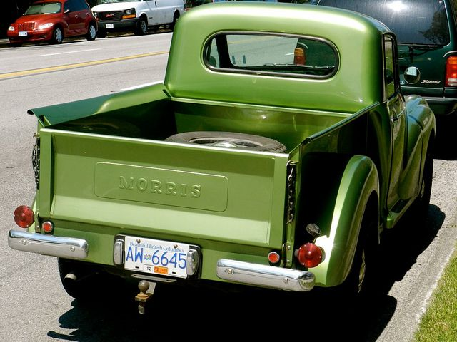 Modified morris minor bed