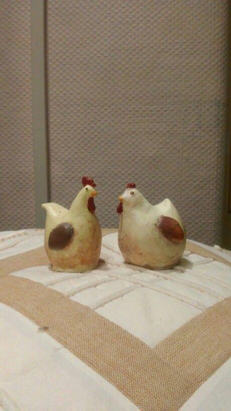 Gallinas.Hens