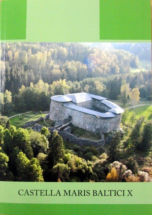 Castella Maris Baltici X, 35€. #EKTAMuseumcenter #Raseborg #Museum #Castle #Snappertuna #EKTAbooks