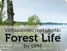 Metsä puhuu | Virtuaalinen metsäretki Forest Life