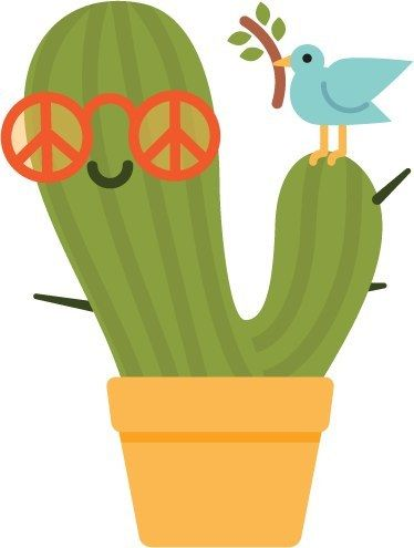 Pacifist cactus community post a definitive ranking of facebooks cactus stickers
