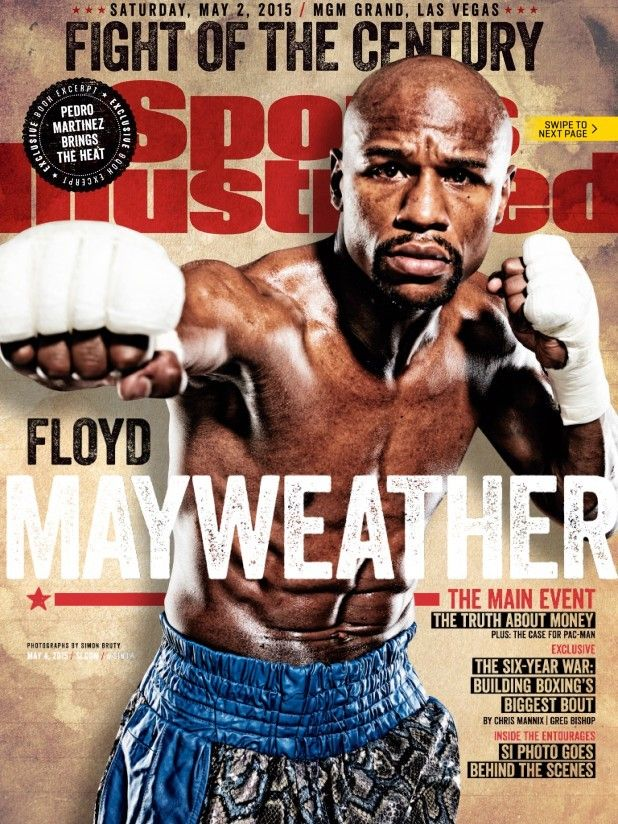 Sports Illustrated magazine cover Company created using Veneer ☞ https://www.hypefortype.com/veneer.html #FontsInuse