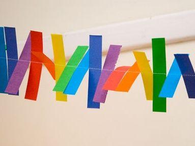 dětská oslava - výzdoba