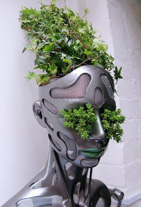 FUTUR FUSION artlab collective by Dominic Elvin, futuristic art
