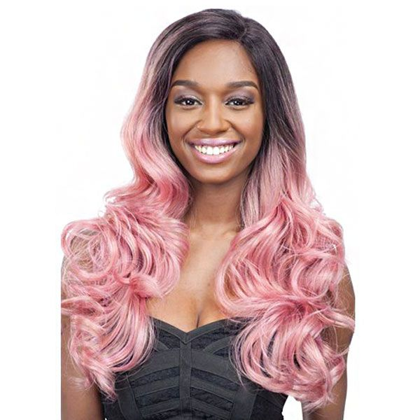 MODEL MODEL PREMIUM SEVEN STAR SYNTHETIC LACE FRONT WIG ROSALIE