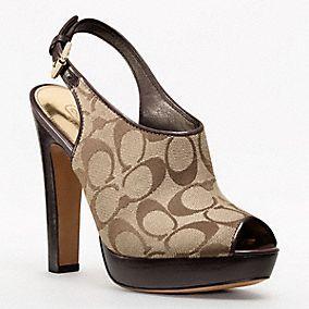 Blanche Heel - Style: Q1598