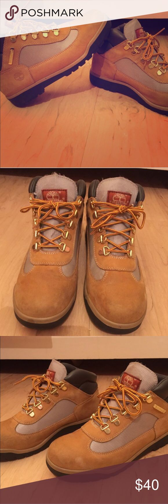 Timberland Field Boots Slight creasing; overall good condition; accepting offers Timberland Shoes Winter & Rain Boots
