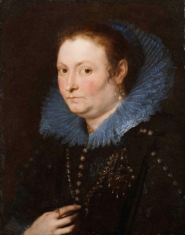 """Антонис ван Дейк. """"Портрет дамы"""", ок. 1626"""