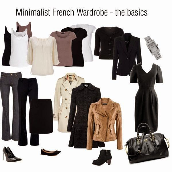 Dressing My Truth: Creating a Work Uniform - the French Way! (5x5 Challenge)