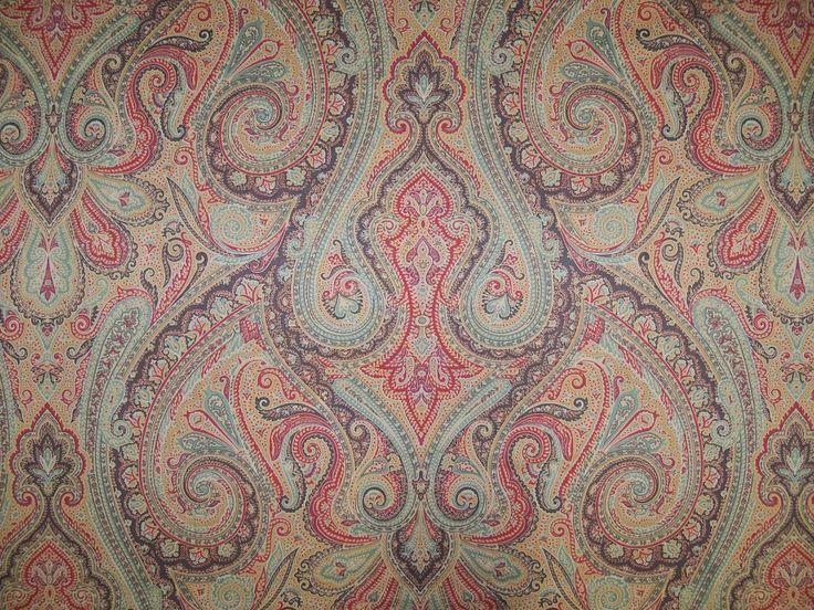 Interior Fabrics Of Tulsa | March 2012 | Ralph Lauren Print. Cotton Blend.
