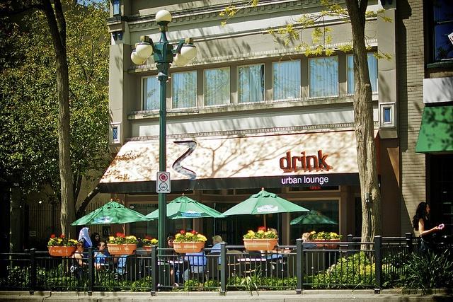 Drink Urban Lounge in New Westminster: May 2012 by John Bollwitt, via Flickr