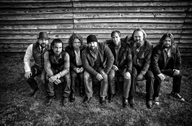 Zac Brown Band 'new kid,' bassist Matt Mangano, is glad he traded the studio for the tour bus