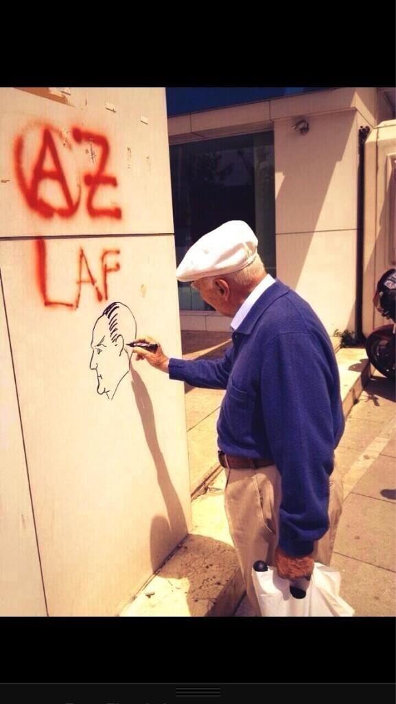 Atatürk! #occupygezi