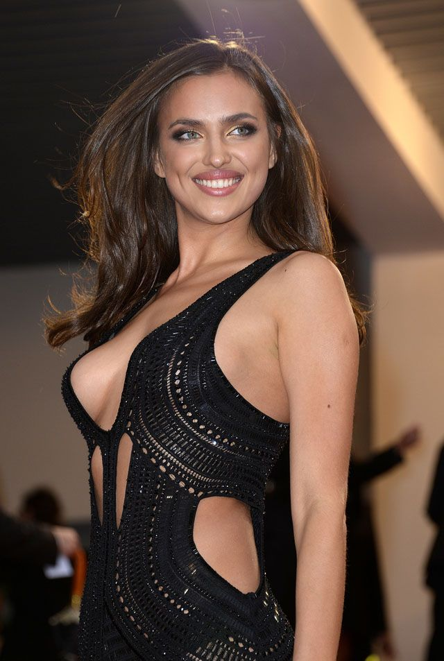 Irina Shayk attends the 'All Is Lost' Premiere during the ...