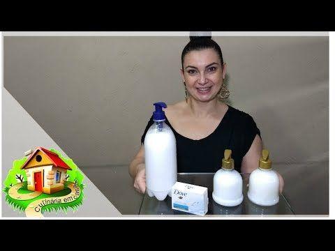 SABONETE LIQUIDO DOVE - Culinária em Casa - YouTube