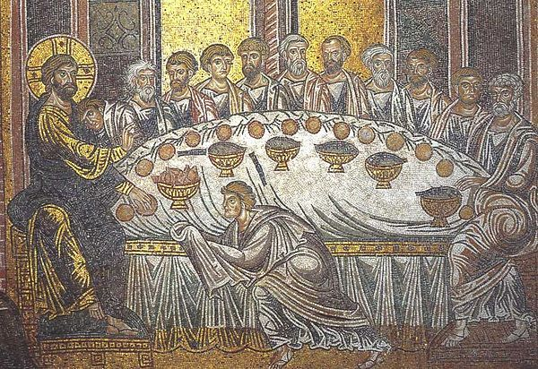 Last Supper - Wikipedia, the free encyclopedia