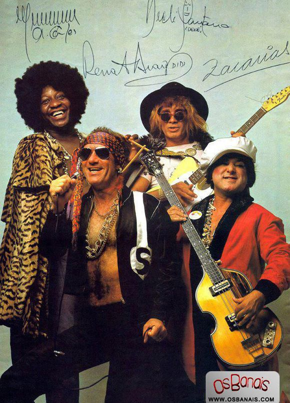 Os Trapalhões: uma homenagem ao Heavy Metal em 1985