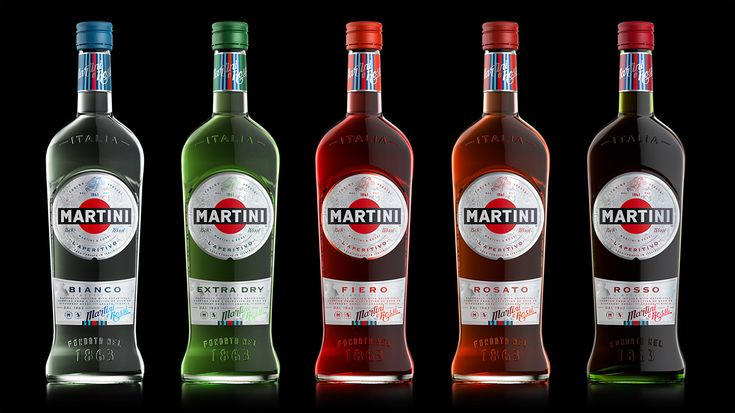 Martini - Vermouth & Sparkling Wine | CGI and 3D Ads on Behance