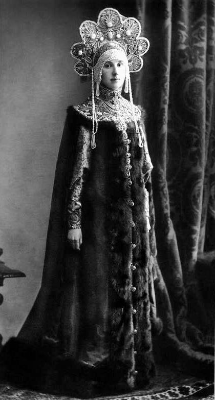 Countess Maria Lopukhina