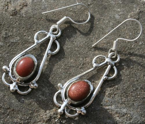 Silver Earrings  http://www.legendartbeads.com/product/collection-2012/animals-silver-earrings