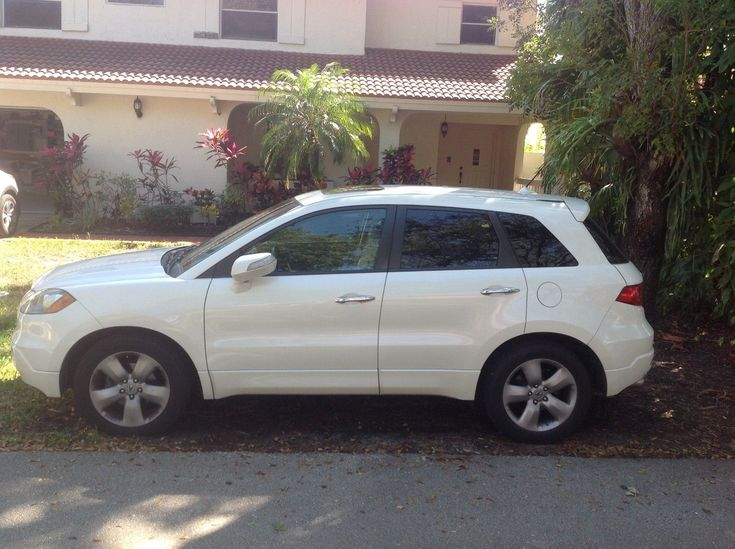 2007 Acura RDX 2007 Acura RDX (Florida Car) with 150,000 Miles and Still Going Strong