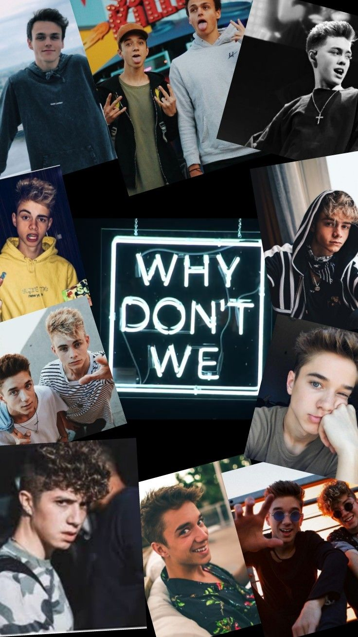 Why Don T We Background Why Dont We Boys Boys Wallpaper Band Wallpapers