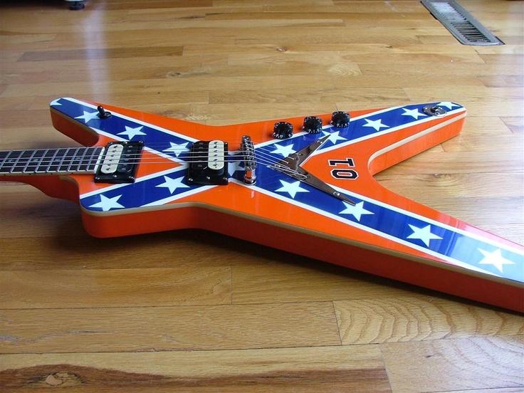 dean ml dimebag darrel confederates dixie rebel guitars pinterest dean o 39 gorman. Black Bedroom Furniture Sets. Home Design Ideas
