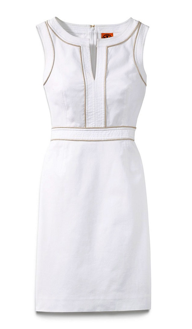 Tory Burch Zoie Dress - lately I'm adoring everything Tory Burch, so simple and classically elegant