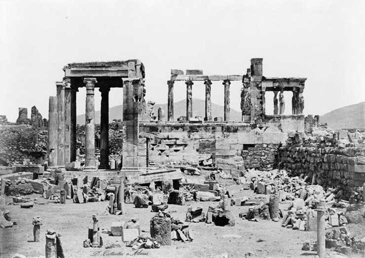 1850's Erechtheion