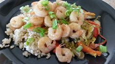 Shrimp Egg Roll in a Bowl 21 day fix approved