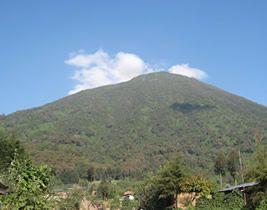 bisoke -rwanda