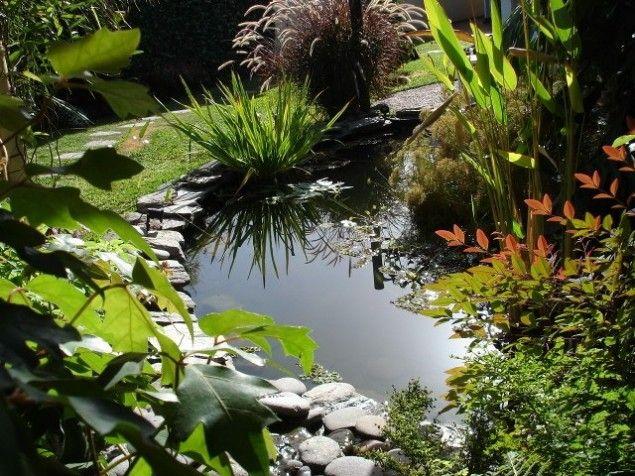 Estanque para jardines pequeños