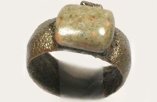 ARCHAIC CRUDE Roman Provincial Aegyptus Egypt Eye of Ra Agate Ring 100AD Sz6¼  | eBay