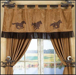 Ranch Style House Decor | ... Manor: cowboy theme bedrooms - rustic western style decorating ideas
