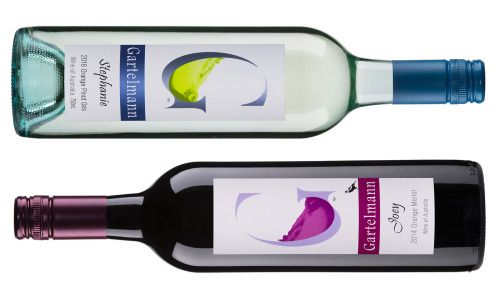 Gartelmann Wines has released two new wines made from grapes grown in their home region, Hunter Valley. The new releases comprise the gold medal winning 2016 Gartelmann 'Benjamin' Semillon ($25) and the 2014 Gartelmann 'Wilhelm' Shiraz ($25).
