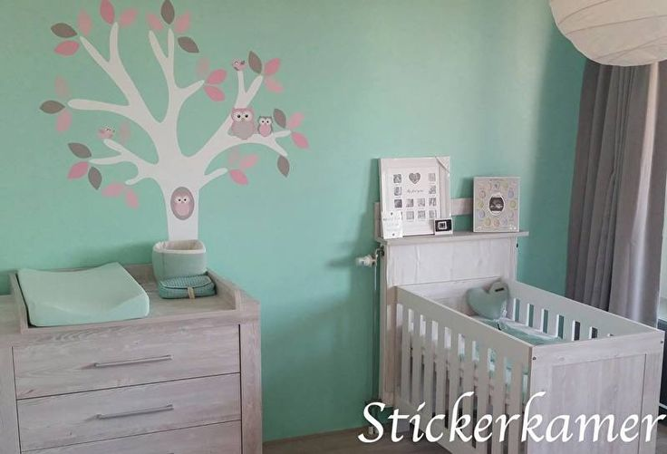 1000+ images about Babykamer on Pinterest  Birds, Owl nursery and ...
