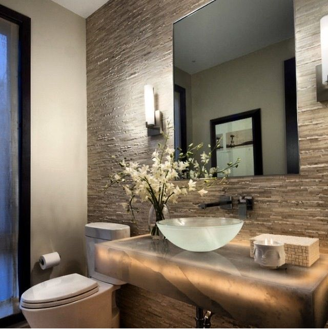 Modern Half Bathroom Ideas best 25+ powder room design ideas on pinterest | modern powder