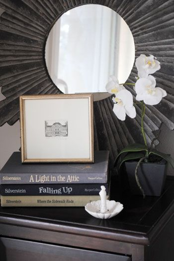 Great Starburst Mirror Over The Nightstand Http://www.burstmirrors.com/ Photo Gallery
