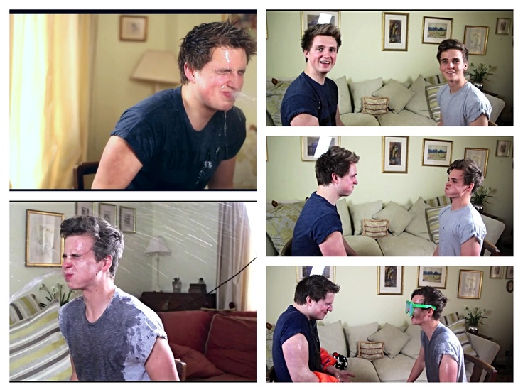 Marcus Butler and Joe Sugg-- Innuendo Bingo This is honestly one of the funniest videos I've ever seen.