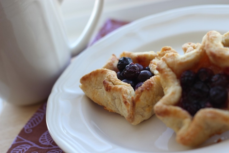 Blueberry Galette's   Mmm   Pinterest   Blueberry Galette and ...